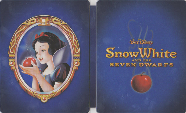 Snow White And The Seven Dwarfs: Steelbook / Snow White And The Seven Dwarfs