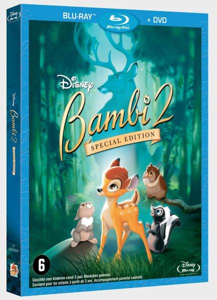 [MULTI]  Bambi 2  [MULTiLANGUES BLURAY 1080p]