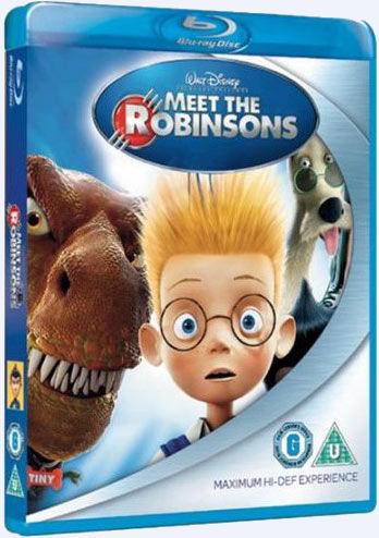 meet the robinsons dvd easter eggs