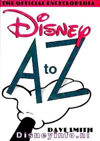 Front cover: Disney A To Z: The Official Encyclopedia