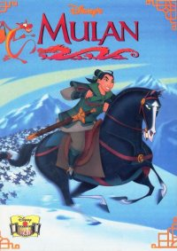 Front cover: Mulan