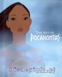 Front cover: The Art Of The Pocahontas