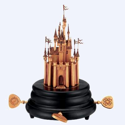 Disneyland® Park 50th Anniversary Music Box