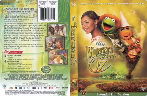 The Muppets Wizard Of Oz Dorothy