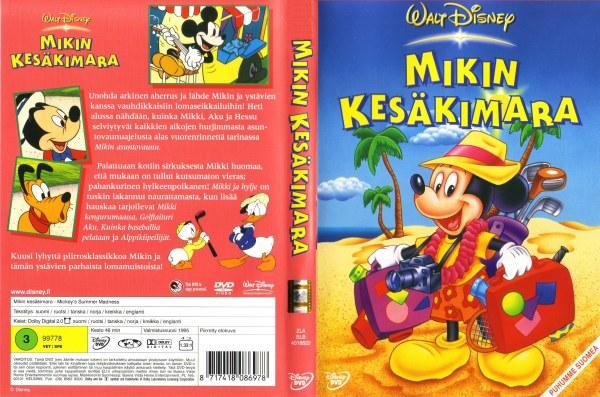 Mikin Kesäkimara / Mickey's Summer Madness