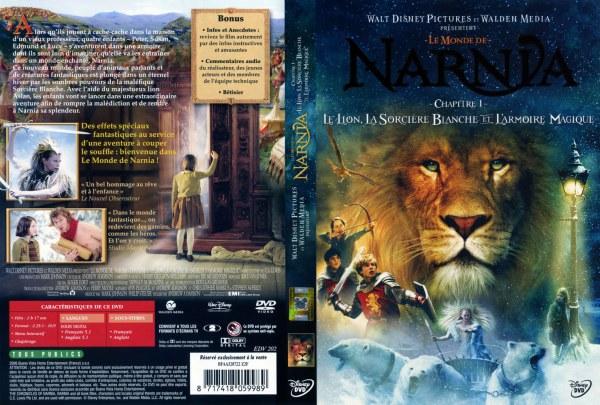 Le monde de narnia chapitre i le lion la sorci re - Le lion la sorciere blanche et l armoire magique film ...