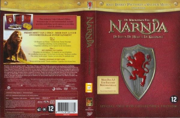 De Kronieken Van Narnia: De Leeuw, De Heks En De Kleerkast / The Chronicles Of Narnia: The Lion, The Witch And The Wardrobe