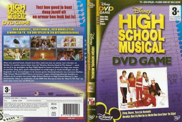 High School Musical: DVD Game / High School Musical: DVD Game