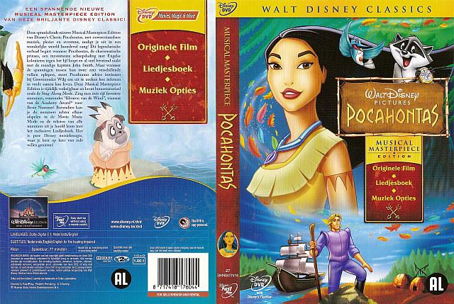 Pocahontas - 8717418176044 - Disney DVD Database Christian Bale Imdb