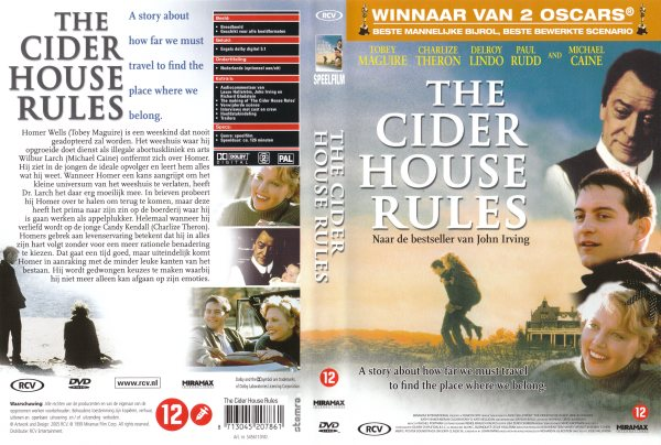 cider house rules essay The cider house rules essays are academic essays for citation these papers were written primarily by students and provide critical analysis of the cider house rules.