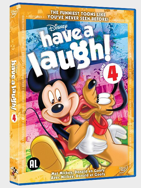 Mickey Have A Laugh 4 / Mickey Have A Laugh 4