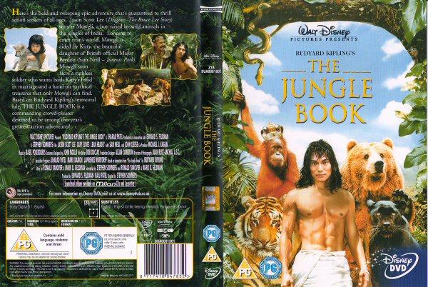 кино книга джунглей маугли 2016