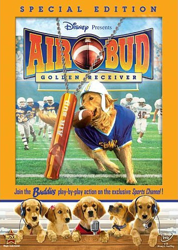Air Bud: Golden Receiver /
