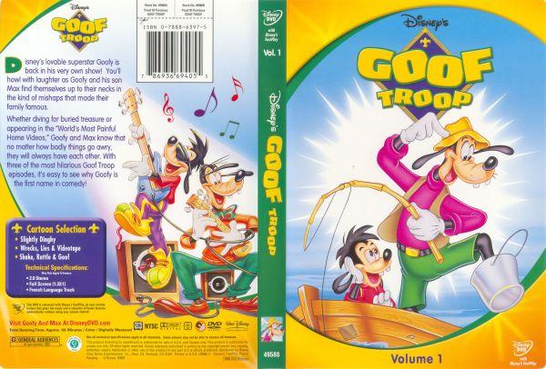 Pics Photos - Disney Goof Troop Volume 1 Dvd