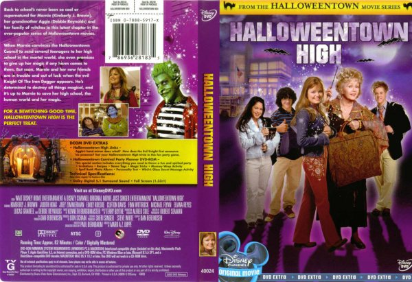 halloweentown high halloweentown high