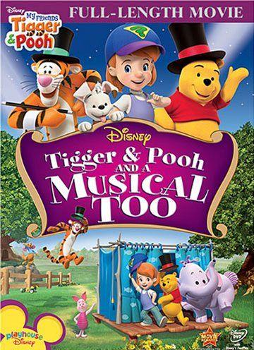 My Friends Tigger Amp Pooh Tigger Amp Pooh And A Musical Too