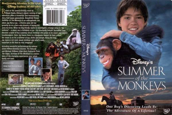 a summary of the novel summer of the monkeys by wilson rawls From the author of the beloved classic where the red fern grows comes a timeless adventure about a boy who discovers a tree full of monkeys honors and praise for wilson rawls' where the red fern grows: a school library journal top 100 children's novel an npr must-read for kids ages 9.