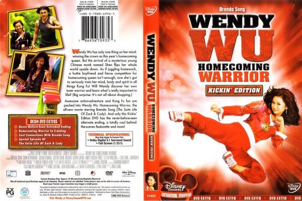 wendy wu full movie