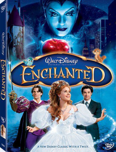 Enchanted 786936716061 Disney Dvd Database