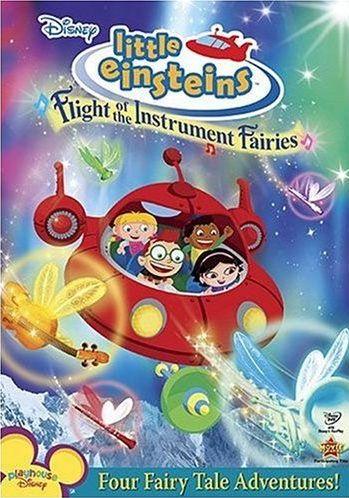 Little Einsteins Flight Of The Instrument Fairies