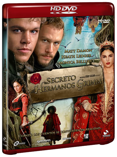 El Secreto de Los Hermanos Grimm / The Brothers Grimm
