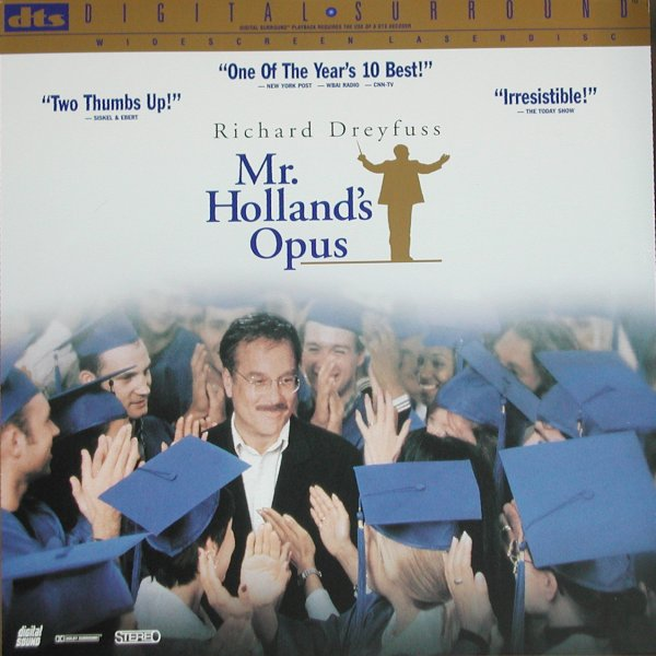 mr holland opus essay Teachwithmoviesorg create lesson plans from 425 movies and film clips, mr holland's opus music, teaching.