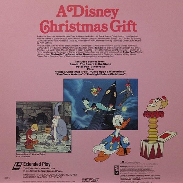 A Disney Christmas Gift - 224 AS - -Disneyinfo.nl