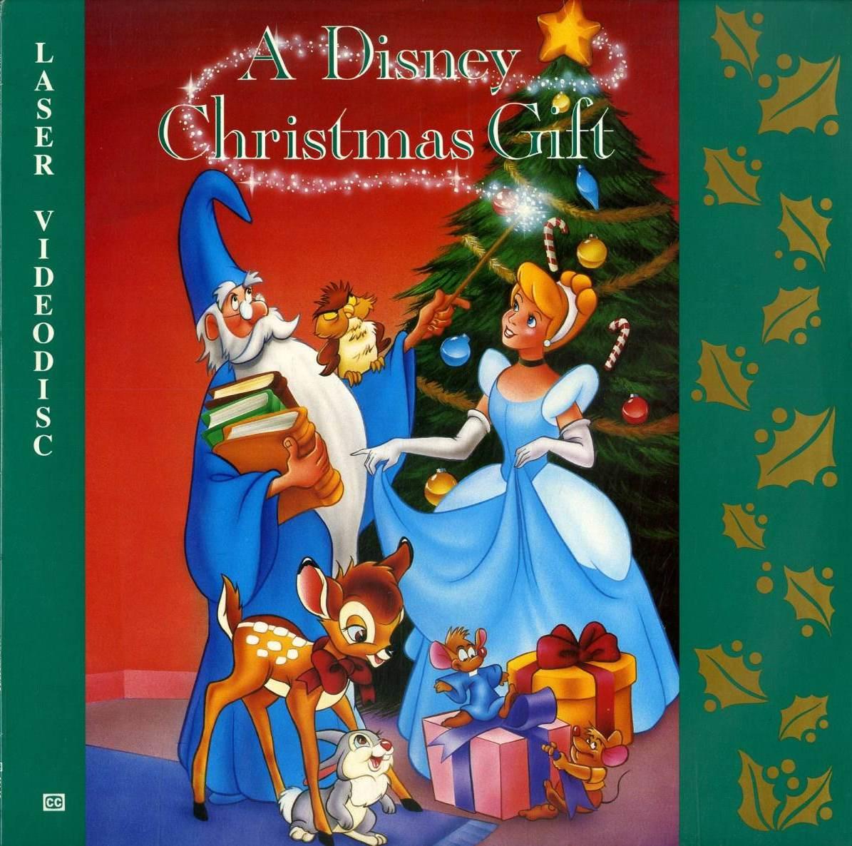 A Disney Christmas Gift - 224 AS - 712257224060 -Disneyinfo.nl