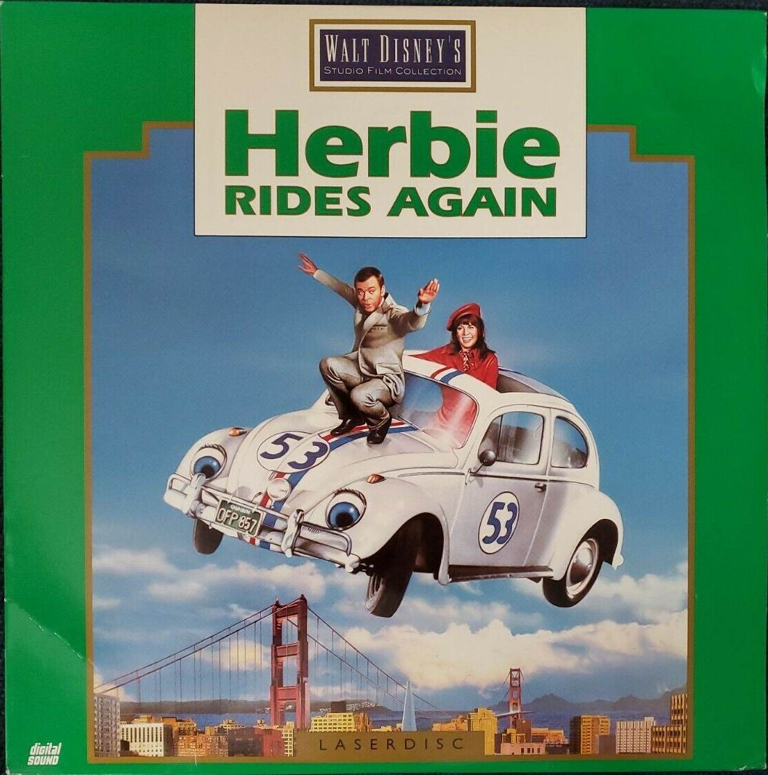 The gallery for --> Herbie Rides Again Dvd