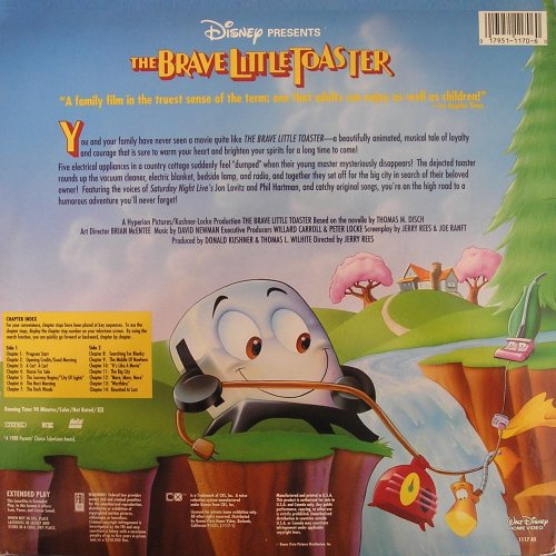 The Brave Little Toaster 1117 AS Disneyinfo