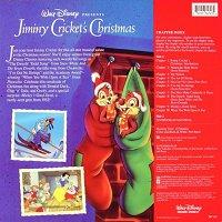 747 AS - Jiminy Cricket's Christmas - Disney Laserdisc Database