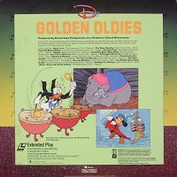 Back cover: DTV: Golden Oldies / DTV: Golden Oldies