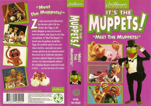meet the muppets vhs