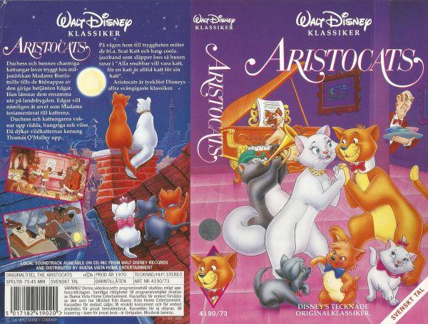 aristocats svenska stream