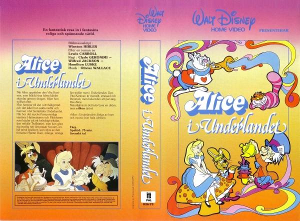 Alice i underlandet / Alice in Wonderland