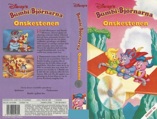 Bumbi-björnarna: Önskestenen / The Adventures of Gummi Bears: A sky full of Gummies