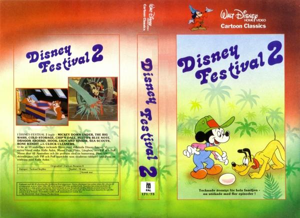 Disney Festival 2 / Cartoon Bonanza II