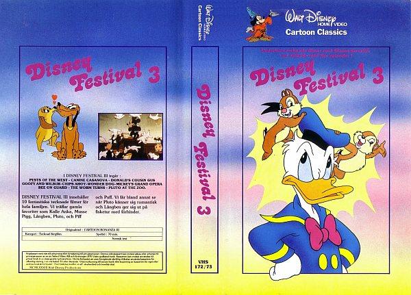 Disney Festival 3 / Cartoon Bonanza III