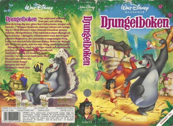 Djungelboken / The Jungle Book
