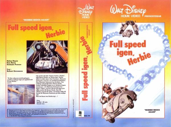 Full speed igen,Herbie / Herbie Rides Again