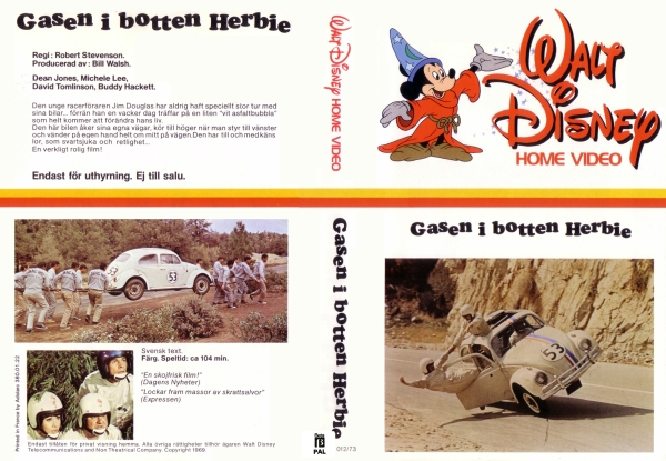 Gasen i botten, Herbie / The Love Bug