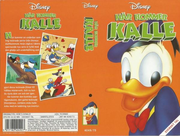 Här kommer Kalle / Here