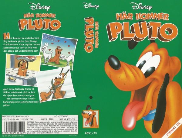 Här kommer Pluto / Here