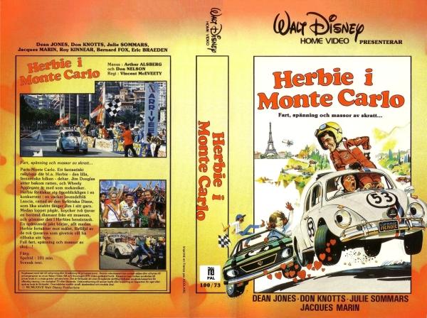 Herbie i Monte Carlo / Herbie Goes to Monte Carlo