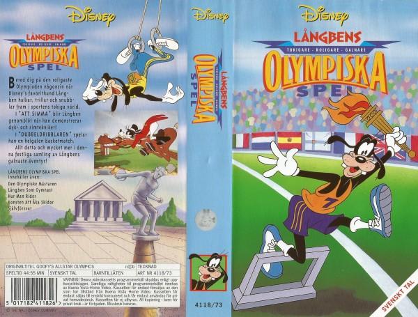 Långbens olympiska spel / Goofy