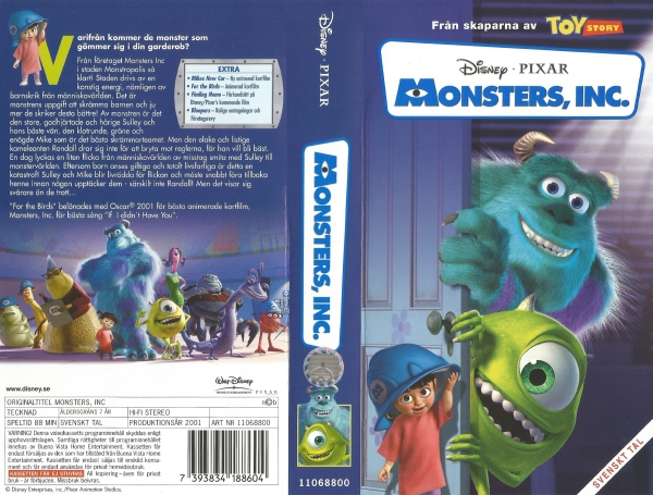 Monsters, Inc. / Monsters, Inc.
