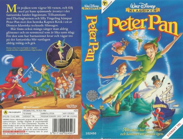 Peter Pan / Peter Pan
