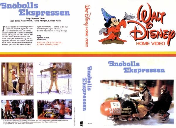 Snöbolls ekspressen / Snöbolls expressen  / Snowball Express