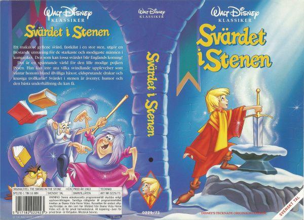 Svärdet i stenen / The Sword in the Stone