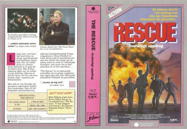 The Rescue - livsfarligt uppdrag / The Rescue